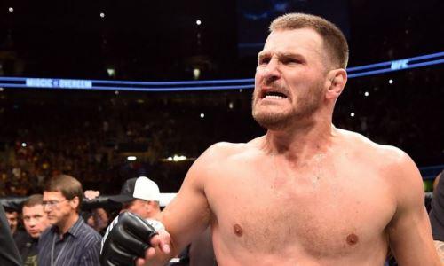 Экс-чемпион UFC задумался о переходе в промоушн казахстанского бойца