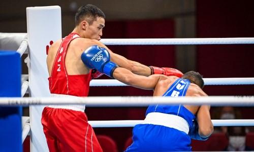 «Сразу же началась драка». Тренер казахстанского боксера оценил его старт на Олимпиаде-2020