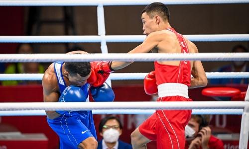 «Сакен ввязался в драку». Айтжанов высказался о первом бое Бибосынова и его следующем сопернике на Олимпиаде-2020