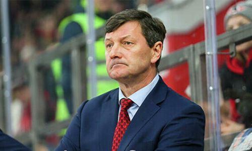 «Поступили безобразно». Почему тренера СКА не будет в «Барысе»