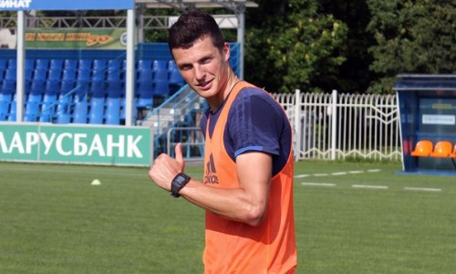 Новичок участника еврокубка из Казахстана забил дебютный мяч за клуб