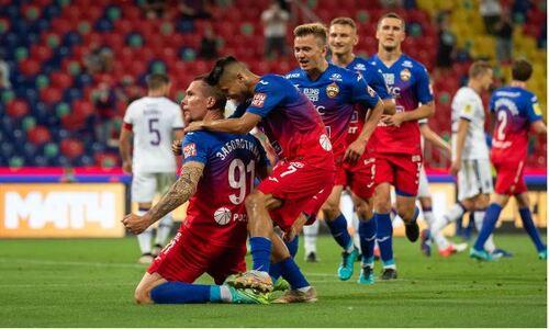 Наставник Зайнутдинова разобрал победный старт ЦСКА в РПЛ