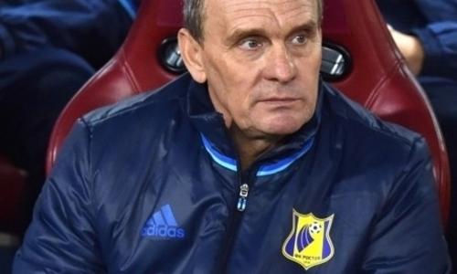 Работавший с командой Казахстана тренер официально вошел в штаб Карпина в сборной России