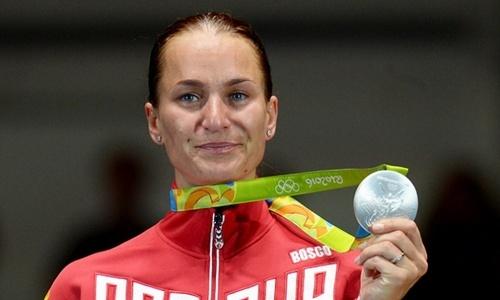 «Я горжусь собой». Уроженка Казахстана дала оценку своему поражению в финале Олимпиады-2020