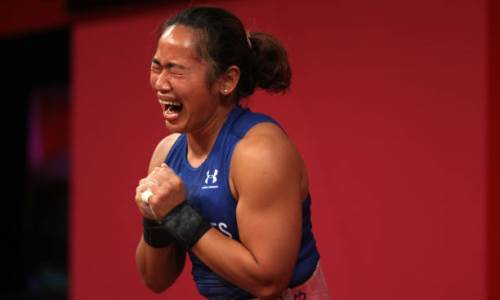 Ждали «золота» сто лет. Опередившая Чиншанло олимпийская чемпионка вошла в историю своей страны