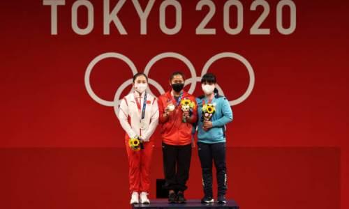 Стали известны все медалисты третьего дня Олимпиады-2020с «бронзой» Казахстана