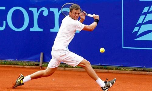 Казахстанский теннисист не смог пробиться в четвертьфинал турнира ATP в Кицбюэле