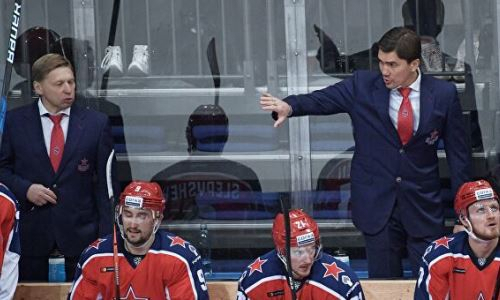 «Не считаю это правильным». Казахстанскому тренеру из КХЛ указали на его главный недостаток