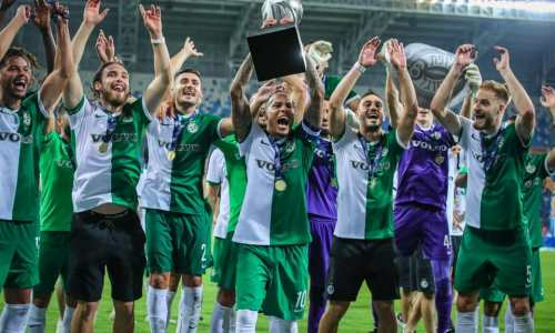 «Маккаби» Хайфа взял первый трофей после вылета из Лиги Чемпионов от «Кайрата»