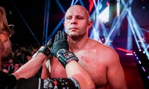 «Да, я заинтересован в этом». Федор Емельяненко нацелился на поединок с легендой мирового бокса
