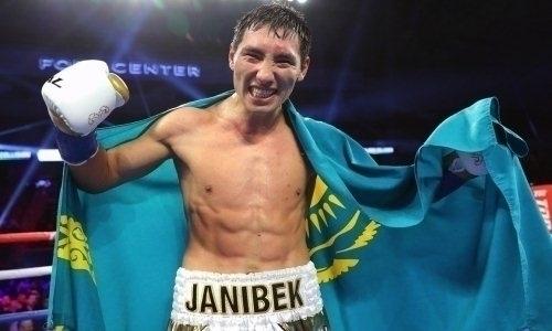 Жанибек Алимханулы поможет чемпионам мира получить бой с Головкиным