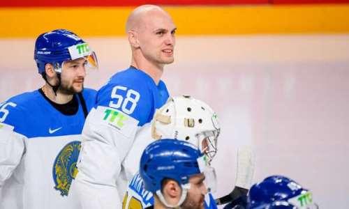 Курьез случился с хоккеистом сборной Казахстана во время медосмотра в клубе КХЛ. Фото