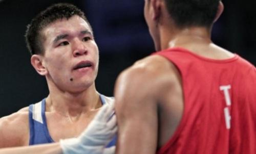 «Будет просто нереальное месиво». Казахстанский боксер попал в «группу смерти» на Олимпиаде-2020