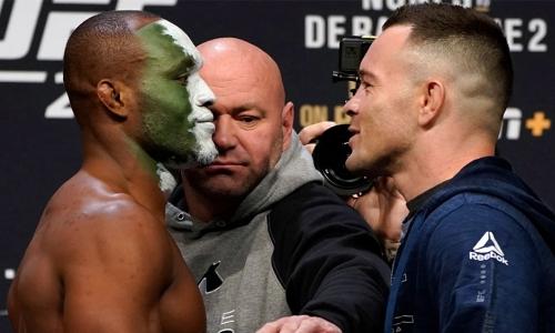 UFC объявил дату реванша Камару Усман — Колби Ковингтон