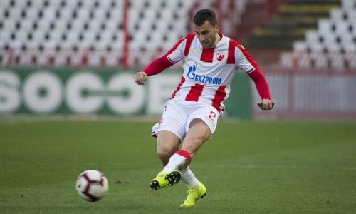 «Црвена Звезда» лишилась основного защитника перед ответным матчем с «Кайратом»