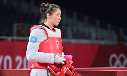 Казахстанская тхэквондистка лишилась шансов на медаль Олимпиады-2020