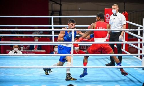 «Золотой вес» казахского бокса останется без медали Олимпиады впервые с 2004 года
