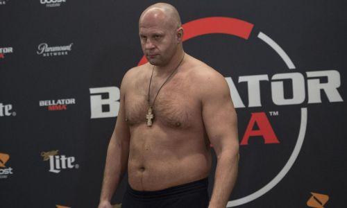 Федор Емельяненко рассказал о следующем сопернике по бою в Москве