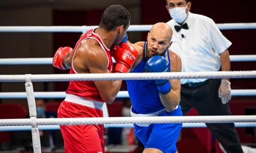 «Я не удивлен результатом». Нокаутировавший Василия Левита на Олимпиаде испанец удивил заявлением после боя