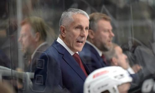 Наставник принципиального соперника «Барыса» покинул сборную Латвии. Названо имя преемника