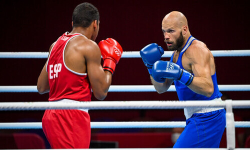 «Слишком резок для Левита». За рубежом прокомментировали неожиданное поражение казахстанца на Олимпиаде-2020