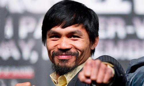 Мэнни Пакьяо рассказал, почему в 42 года все еще находится на вершине мирового бокса