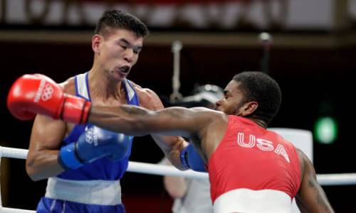 «Выглядел острее и увереннее». Поражение Жусупова на Олимпиаде-2020 разобрали в США