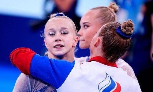 Российские гимнастки добились исторического результата на Олимпиаде в Токио с участием Казахстана