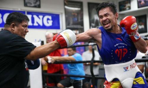 Мэнни Пакьяо рассказал о целях в боксе и когда намерен завершить карьеру