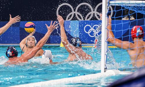 В России отметили крупное поражение сборной Казахстана по водному поло на Олимпиаде в Токио