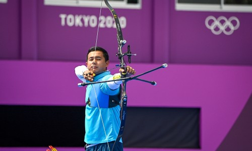 Лучник Мусаев проиграл на старте Олимпиады-2020