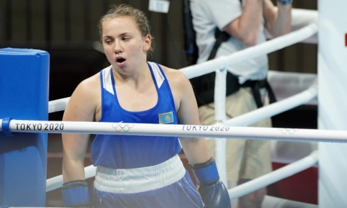 Казахстан понес еще одну потерю в боксе на Олимпиаде-2020