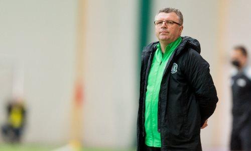 Казахстанец признан лучшим тренером месяца в европейском чемпионате