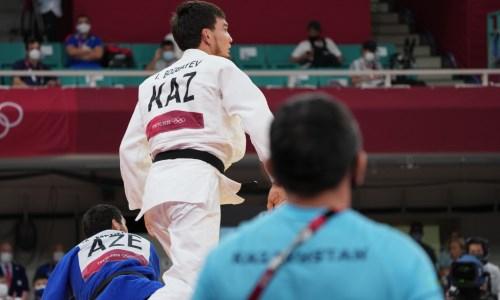 Сборная Казахстана по дзюдо завершила выступление на Олимпиаде в Токио
