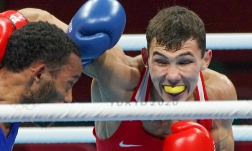 Казахстан лишился третьего боксера на Олимпиаде-2020