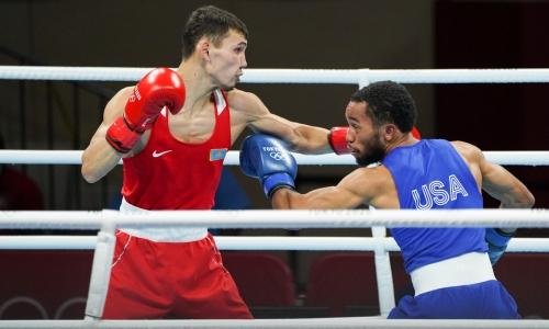 «Сложно подобрать слова». Темиржанов прокомментировал свой вылет с Олимпиады-2020