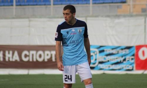 Сербский полузащитник «Каспия» не сыграет в Талдыкоргане