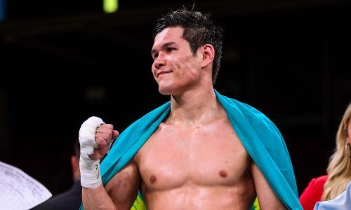 Данияр Елеусинов выбрал себе соперника для боя за чемпионский титул
