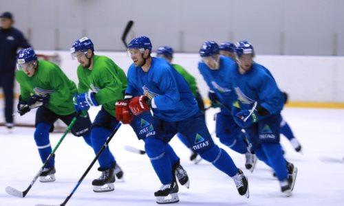 Стали известны игровые номера новичков первого соперника «Барыса» в сезоне КХЛ