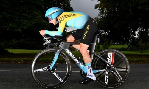 Велогонщик Луценко остался без медалей Олимпиады-2020