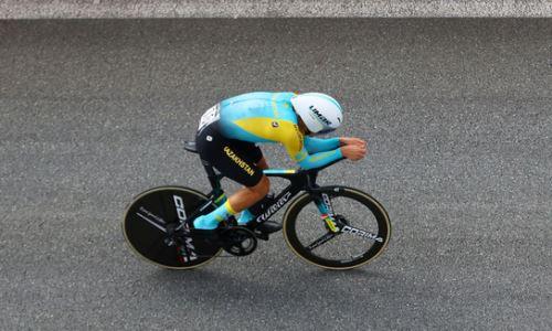 Велогонщик Луценко стал 32-м в индивидуальной «разделке» Олимпиады-2020