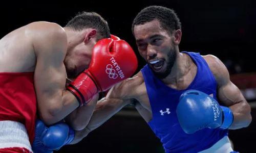 «Имел веский аргумент». Проигравшего американцу казахстанского боксера похвалили в США