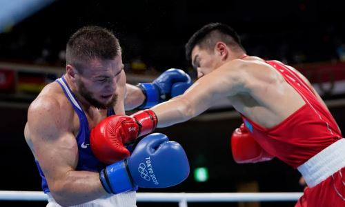 «Близкий к профессиональному стилю». Американский эксперт вынес свой вердикт бою Нурдаулетов — Хатаев на Олимпиаде-2020