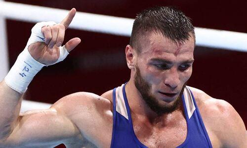 «У меня не все получалось». Обидчик Нурдаулетова остался недоволен своим боем, но нацелился на «золото» Олимпиады