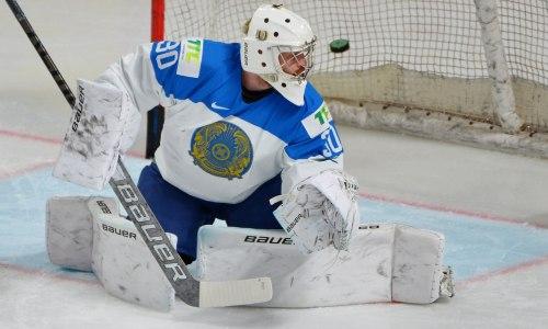 «Не было бы счастья, да несчастье помогло». Голкипер сборной Казахстана рассказал о переходе в «Барыс»