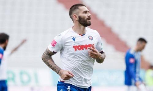 «Хайдук» понес серьезную потерю перед ответным матчем с «Тоболом»