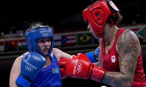 «Это было сложно». Наставник канадской боксерши оценил ее трудную победу над казахстанкой на Олимпиаде-2022