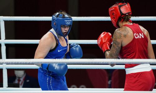 «У нее особый стиль». Канадской боксерше пришлось сделать выводы после победы над казахстанкой на Олимпиаде-2020