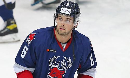 Соперник «Барыса» по КХЛ лишился лучшего защитника-бомбардира лиги