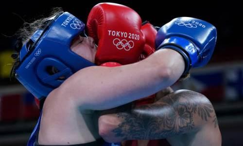 «Безобразный бой». В США оценили поражение казахстанской боксерши и ее перспективы на следующей Олимпиаде